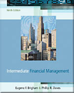Intermediate Financi…,9780324319866