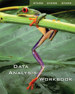 Data Analysis Workbo…,9780495828945