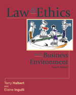 Law and Ethics in th…,9780324121865
