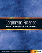 Corporate Finance (w…,9780324784800