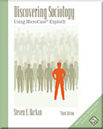 Discovering Sociolog…,9780534617325