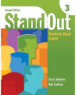 Stand Out Level 3 Te…,9781424023608