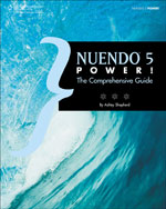 Nuendo 5 Power!: The…,9781435459588