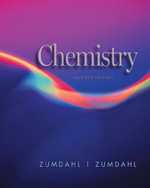 Chemistry, 7th Editi…,9780618528448