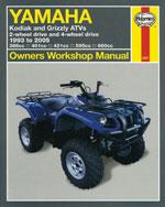 Yamaha Kodiak & Griz…,9781563925672