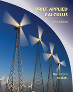 Bundle: Applied Calc…,9780495967484