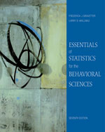 Essentials of Statis…,9780495812203