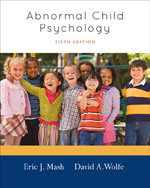 Abnormal Child Psych…, 9781111834494