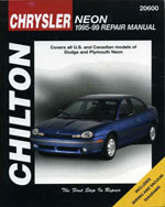 Chrysler Neon, 1995-…,9780801989711