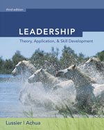 Leadership (with Inf…,9780324316971