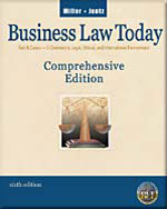 Business Law Today, …,9780324120950