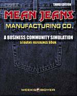 Mean Jeans Manufactu…,9780538432047
