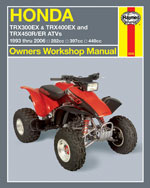 Honda TRX300EX, TRX4…, 9781563926112