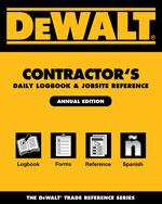 DEWALT® Contractor's…,9781435499935