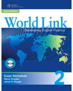 World Link 2 with St…, 9781424068197