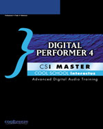 Digital Performer 4 …