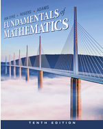 Fundamentals of Math…,9780538497978