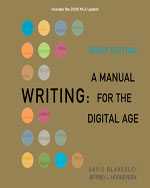 Writing: A Manual fo…