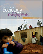 Sociology in a Chang…,9780534636661