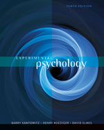 Experimental Psychol…, 9781111357993