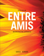 Entre Amis, 6th Edit…,9780495900238