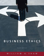 Business Ethics, 6th…,9780495095019
