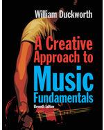 A Creative Approach …,9780840029997