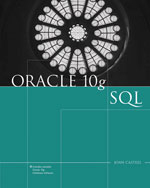 Oracle 10g: SQL, 1st…,9781418836290