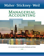 Managerial Accountin…, 9780324639766