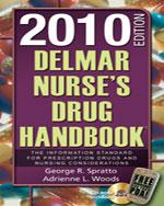 Delmar Nurse's Drug …,9781111319328
