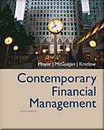 Contemporary Financi…,9780324289084