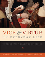 Vice and Virtue in E…, 9780495130062
