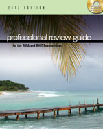Professional Review &hellip;,9781111643867