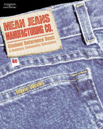 Mean Jeans Manufactu…,9780538440585