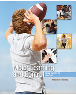 Motor Learning and C…