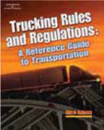 Trucking Rules and R…,9781401835460