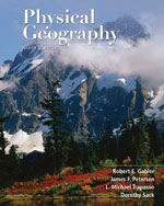 Physical Geography, …,9780495555063