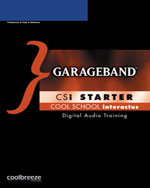 GarageBand CSi Start&hellip;