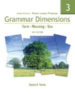 Grammar Dimensions 3…, 9781413027426