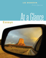 At a Glance: Essays,&hellip;,9780495906308