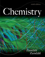 Chemistry, 9th Editi…, 9781133611097