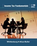 Income Tax Fundament…, 9781439044094