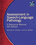 Assessment in Speech…,9781418053284