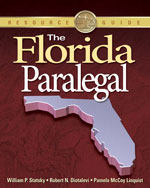 The Florida Paralega…,9781418012922