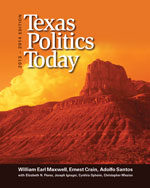Texas Politics Today…,9781133602125