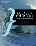 Cubase 5 Power!: The…,9781435455115