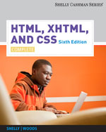 HTML, XHTML, and CSS…,9780538747455