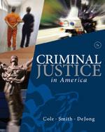 Criminal Justice in …
