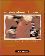 Writing about the Wo…,9781413002386