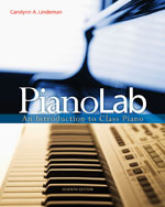 CD for PianoLab